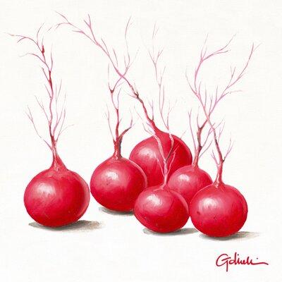 """DEInternationalGraphics """"RaPaNeLlI"""" von Paolo Golinelli, Kunstdruck"""