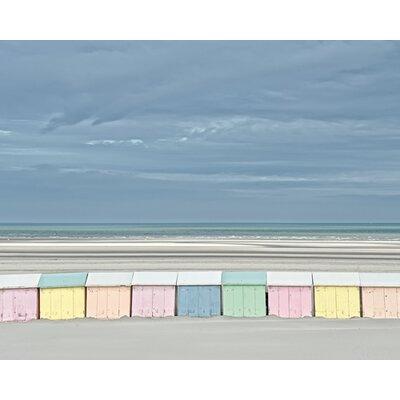 "DEInternationalGraphics ""Front de mer"" von Georges- Félix Cohen, Fotodruck"