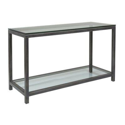 Metal Designs Console Table Table Base Color: St. Laurent
