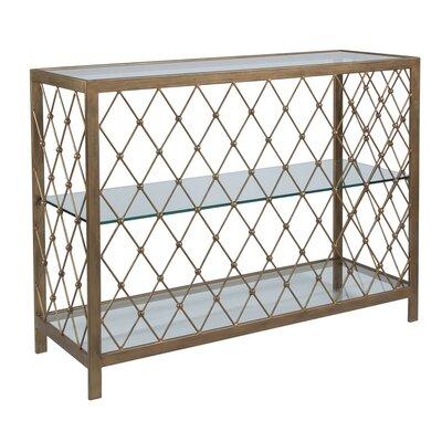 Metal Designs Console Table Table Base Color: Renaissance