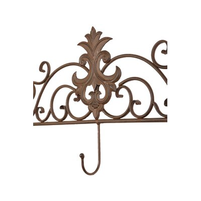 Eleanor Wall Mounted Coat Rack