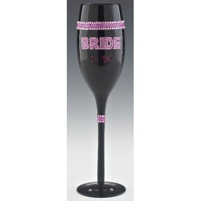 Boxer Gifts Bride To Be 180ml Champagne Flute