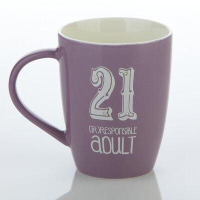 Boxer Gifts Sherbet Fizz 21 Mug