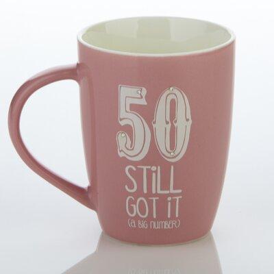 Boxer Gifts Sherbet Fizz 50 Mug