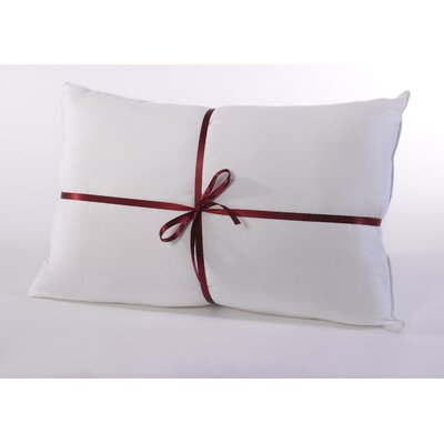 The Fine Bedding Company Goose Down Surround Standard Pillow