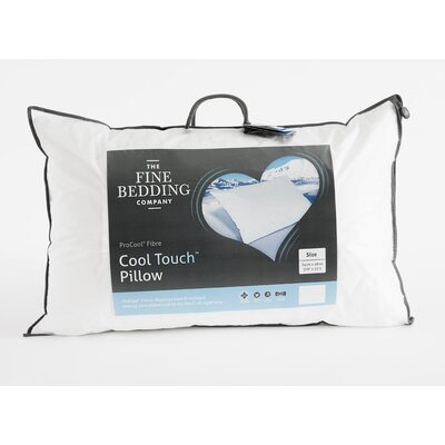 The Fine Bedding Company Cool Touch Standard Pillow