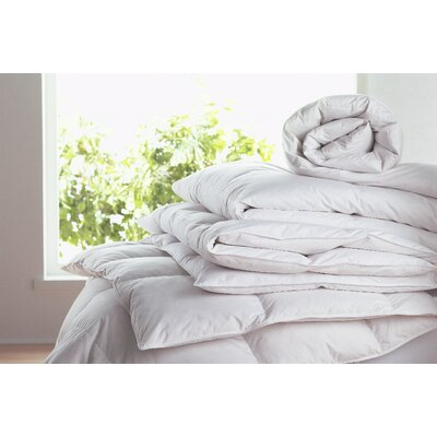 The Fine Bedding Company Down & Feather Blend Duvet