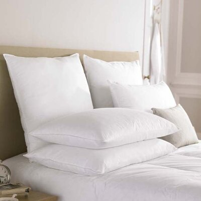 The Fine Bedding Company Goose Feather and Down Standard Pillow