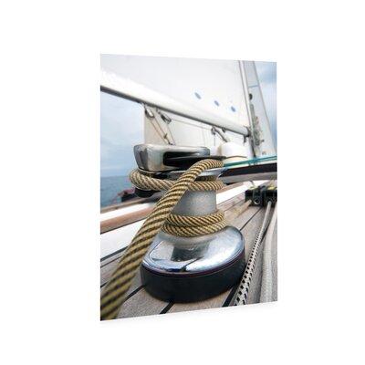 Probell Pinnwand Segelboot