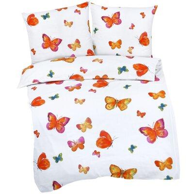 Living Dreams Bettwäsche-Set Butterfly