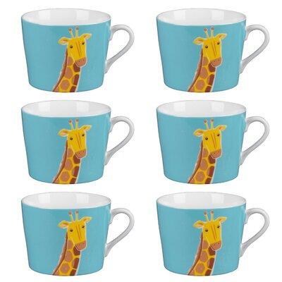 Cambridge Newport Giraffe Fine China Mug