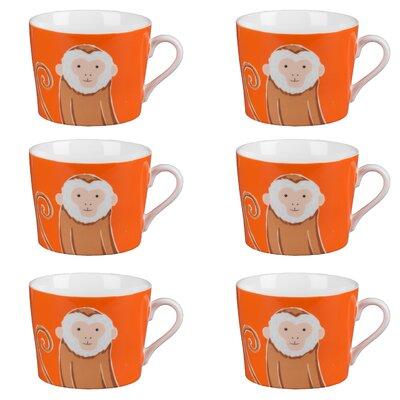 Cambridge Newport Monkey Fine China Mug