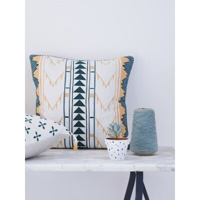 Holly's House Aztec Cushion Cover