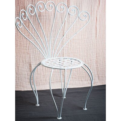 Holly's House The Iron Peacock Dining Chair