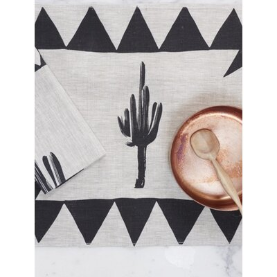 Holly's House Cactus Placemat