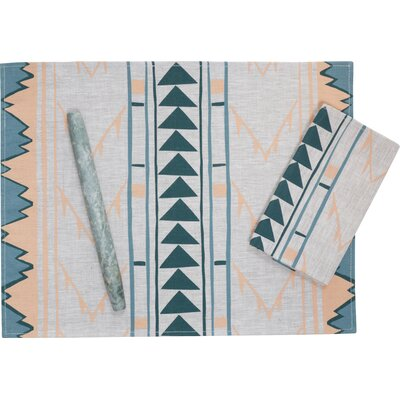 Holly's House Aztec Placemat