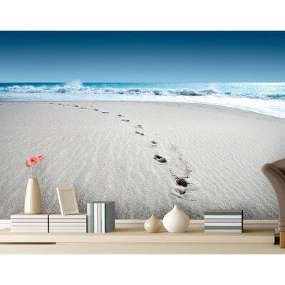 PPS. Imaging GmbH Tapete Walk on the Beach 200 x 280 cm B