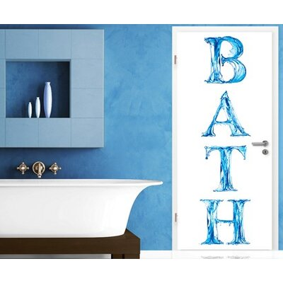 PPS. Imaging GmbH Tapete Bath 210 x 100 cm B