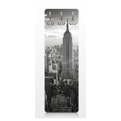 PPS. Imaging GmbH Wandgarderobe Manhattan Skyline Vintage
