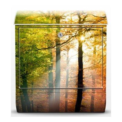 PPS. Imaging GmbH Briefkasten Morning Light mit Zeitungsfach
