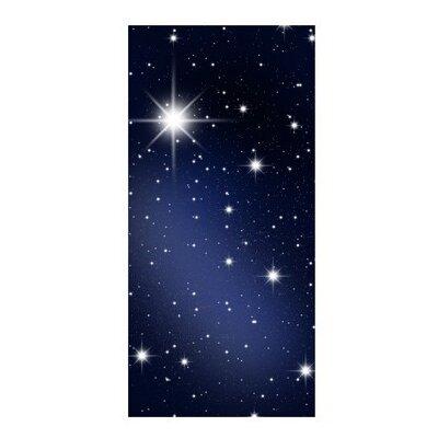 PPS. Imaging GmbH Tapete Stars 210 cm H x 100 cm B