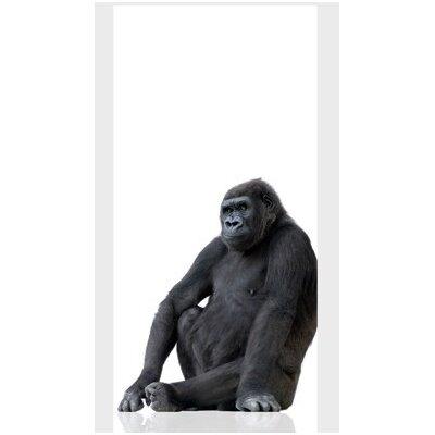 PPS. Imaging GmbH Tapete Gorilla Thought 210 cm H x 100 cm B