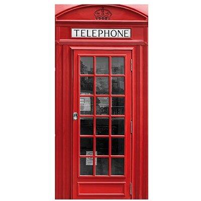 PPS. Imaging GmbH Tapete Telephone 210 cm H x 100 cm B