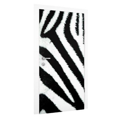 PPS. Imaging GmbH Tapete Zebra Crossing 215 cm B cm H x 96 cm B