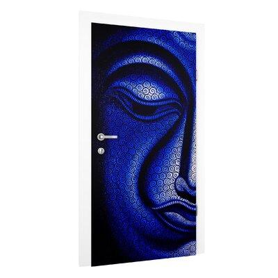 PPS. Imaging GmbH Tapete Buddha in Nepal 215 cm B cm H x 96 cm B