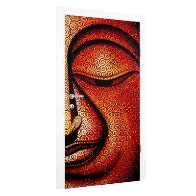PPS. Imaging GmbH Tapete Buddha in Tibet 215 cm B cm H x 96 cm B