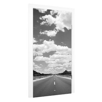 PPS. Imaging GmbH Tapete Route 66 II 215 cm B cm H x 96 cm B