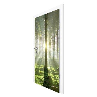 PPS. Imaging GmbH Tapete Spring Fairytale 215 cm B cm H x 96 cm B