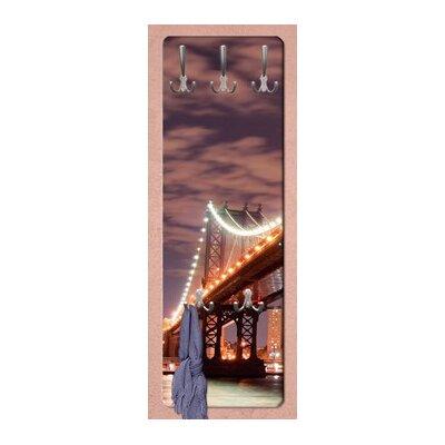 PPS. Imaging GmbH Wandgarderobe Manhattan Bridge New York