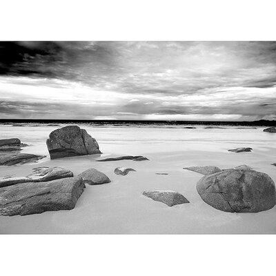 PPS. Imaging GmbH Tapete Rocky Beach 280 cm B cm H x 400 cm B