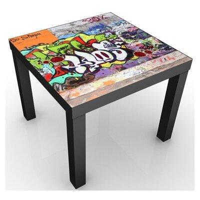 PPS. Imaging GmbH Quadratisch Kindertisch Graffiti
