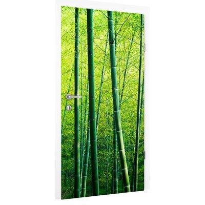 PPS. Imaging GmbH Tapete Bambuswald 215 cm B cm H x 96 cm B