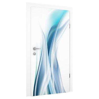 PPS. Imaging GmbH Tapete Blue Dust 215 cm H x 96 cm B
