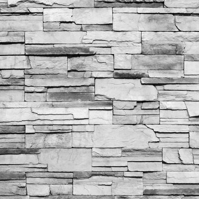 PPS. Imaging GmbH Tapete Patagonia Stonewall 288 cm H x 288 cm B