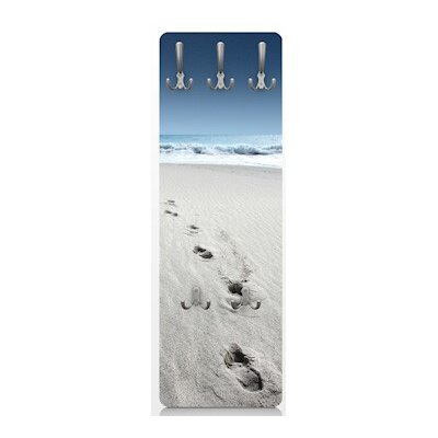 PPS. Imaging GmbH Wandgarderobe Spuren im Sand