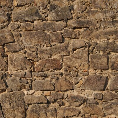 PPS. Imaging GmbH Tapete Antique Cobblestone 255 cm H x 384 cm B
