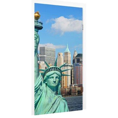 PPS. Imaging GmbH Tapete New York Skyline 215 cm B cm H x 96 cm B