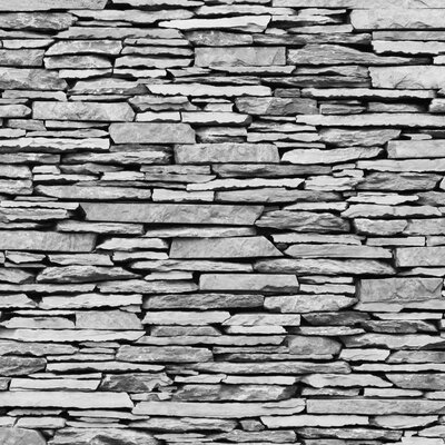 PPS. Imaging GmbH Tapete Arizona Stonewall in 255 cm H x 384 cm B 255 cm H x 384 cm B