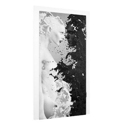 PPS. Imaging GmbH Tapete Milk & Coffee 215 cm B cm H x 96 cm B
