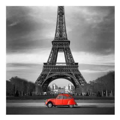 PPS. Imaging GmbH Tapete Spot on Paris 192 cm H x 192 cm B
