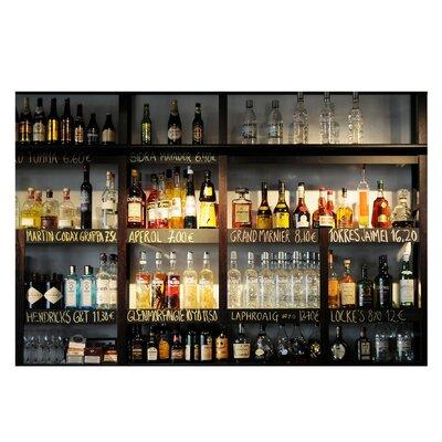 PPS. Imaging GmbH Tapete Drink Lovers Bar 290 cm H x 432cm B