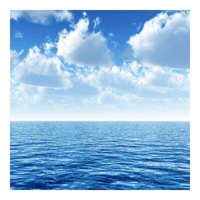 PPS. Imaging GmbH Tapete Shining Ocean 240 cm H x 240 cm B