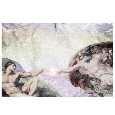 PPS. Imaging GmbH Tapete Michelangelo 255 cm H x 384 cm B