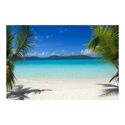 PPS. Imaging GmbH Tapete Perfect Maledives 255 cm H x 384 cm B