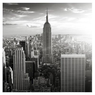 PPS. Imaging GmbH Tapete Manhattan Skyline 288 cm H x 288 cm B