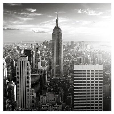 PPS. Imaging GmbH Tapete Manhattan Skyline 336 cm H x 336 cm B